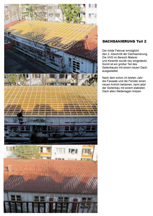 Dach-VHS
