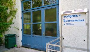 Münchner Volkshochschule - Metallwerkstatt