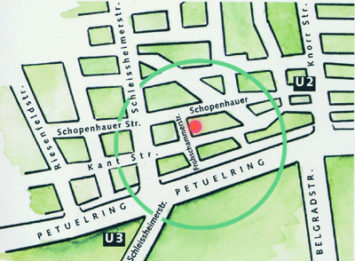 Frohschammerstraße 14, 80807 München